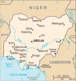 Risultati immagini per nigeria stato di kaduna
