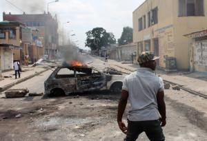 Jean Robert N'Kengo, Reuters/Contrasto