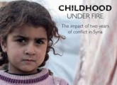 La copertina del rapporto di Save the children
