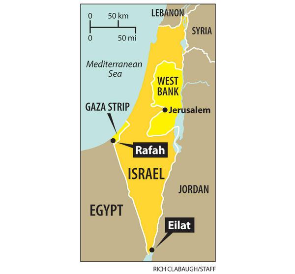 Cartina Politica Israele.Muro Israele Egitto