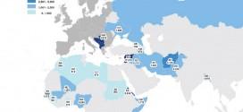 """""""Ue +"""": quasi 71.000 richieste d'asilo in un mese"""