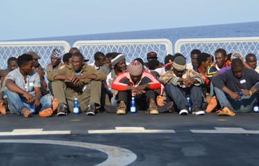 Tragedia del mare al largo della Libia; nove i cadaveri recuperati$