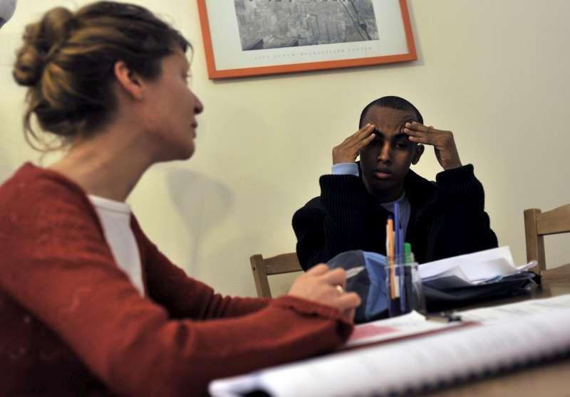 Esame di un richiedente asilo della Somalia_UNHCR
