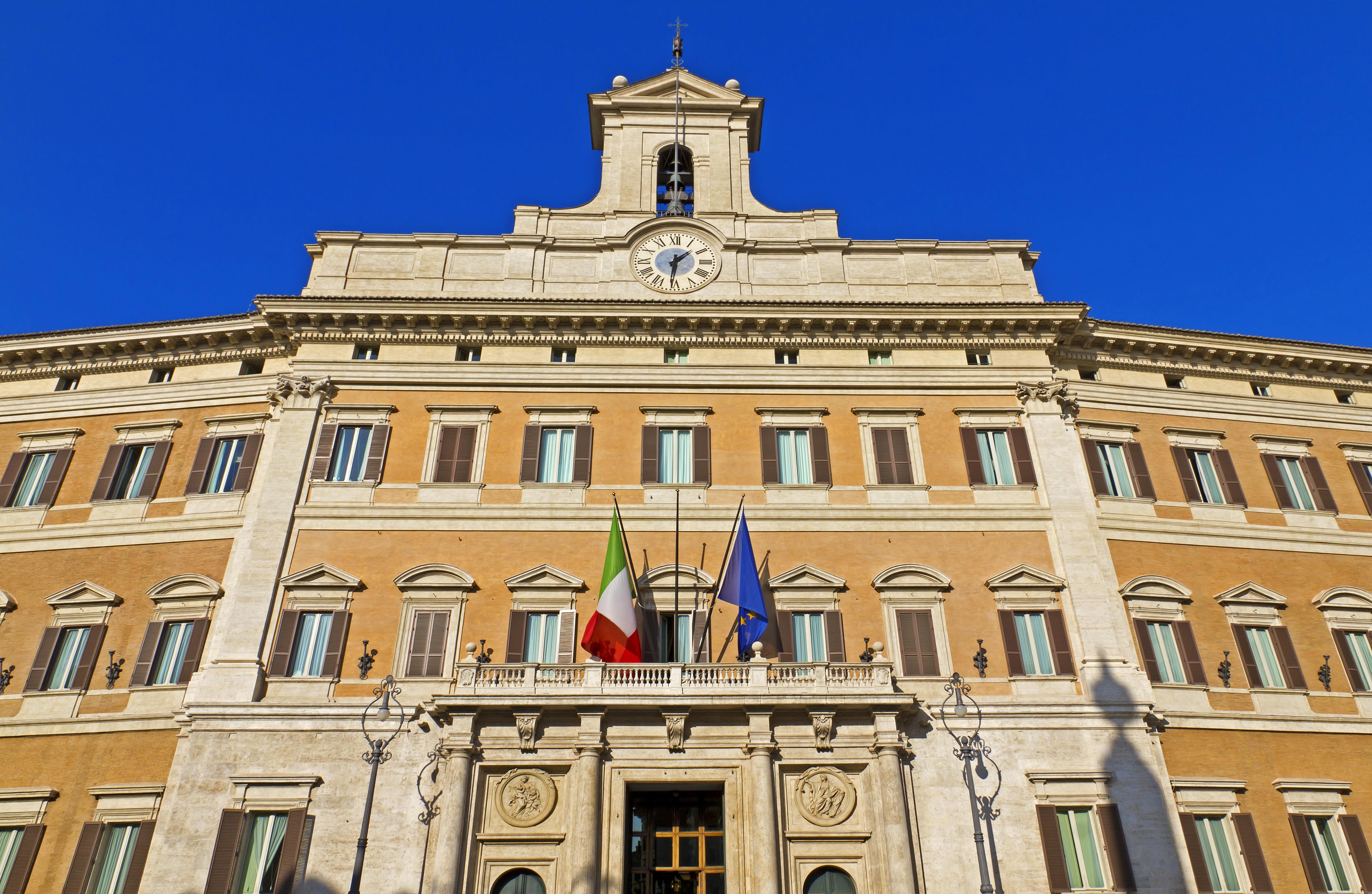 Decreto direttive europee la parola al parlamento for Parlamento montecitorio