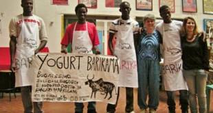 Il team Barikamà - Immagine tratta dal sito di Alessandra Fratoni
