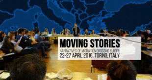 """Conferenza """"Moving Stories: Narratives of Migration Crossing Europe"""", UNITED for Intercultural Action"""