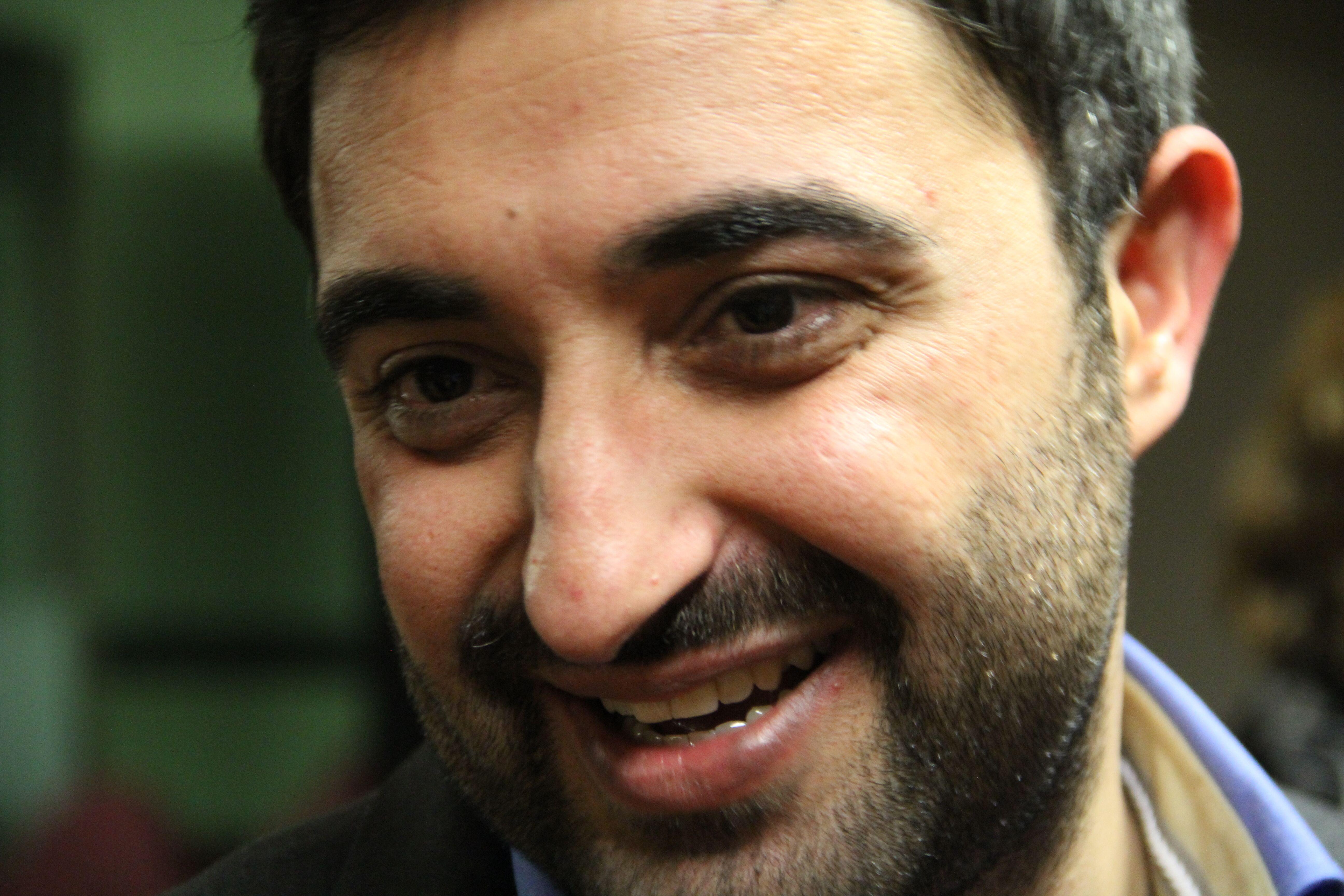 Farhad Bitani: una testimonianza di dialogo, senza dimenticare la situazione dell'Afghanistan attuale.