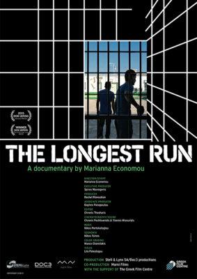 The longest run locandina